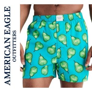 NWOT American Eagle Outfitters pear boxers S 29-31